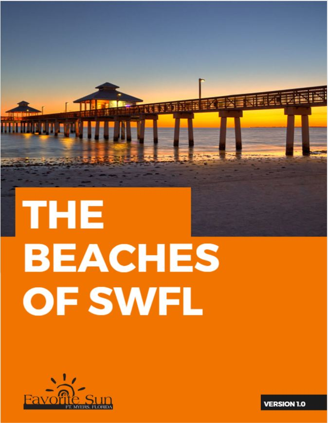 Beaches of SWFL - Beach Guide Cover