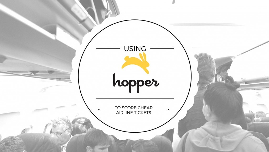 Hopper App Header