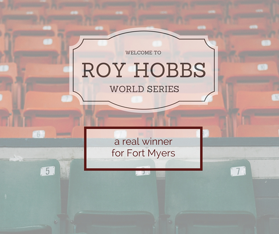 Roy Hobbs World Series Tournament