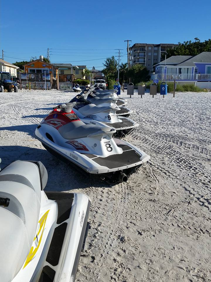 Jet Skiing Fort Myers