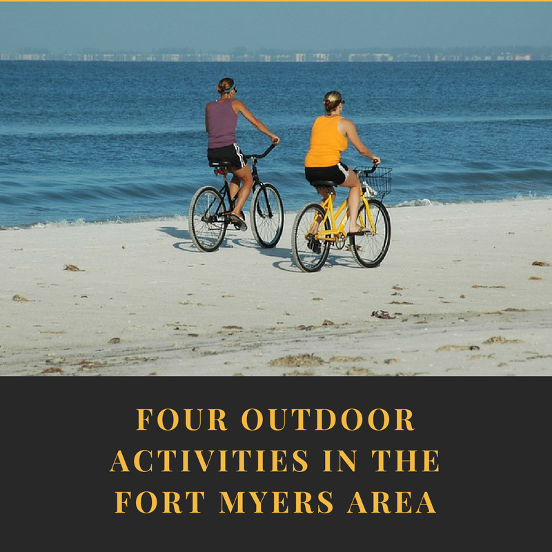 Four Outdoor Activities In The Fort Myers Area