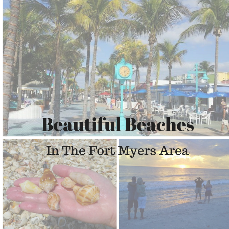 Beautiful Beaches In The Fort Myers Area