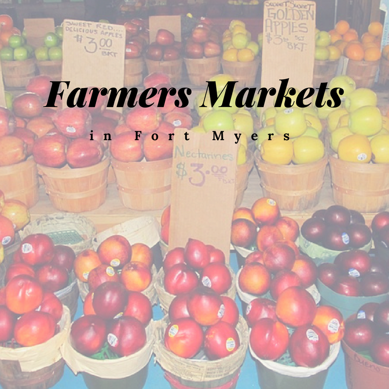 Farmers Market in Fort Myers